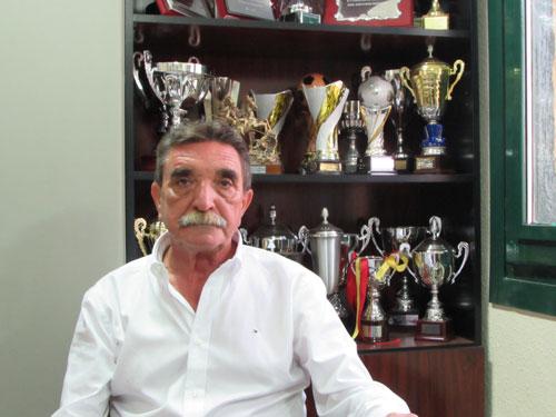 Entrevista a Ángel Hervás