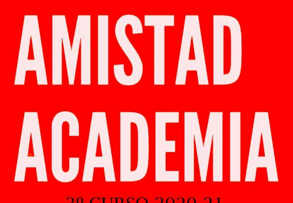Amistad Academia 2020 / 2021